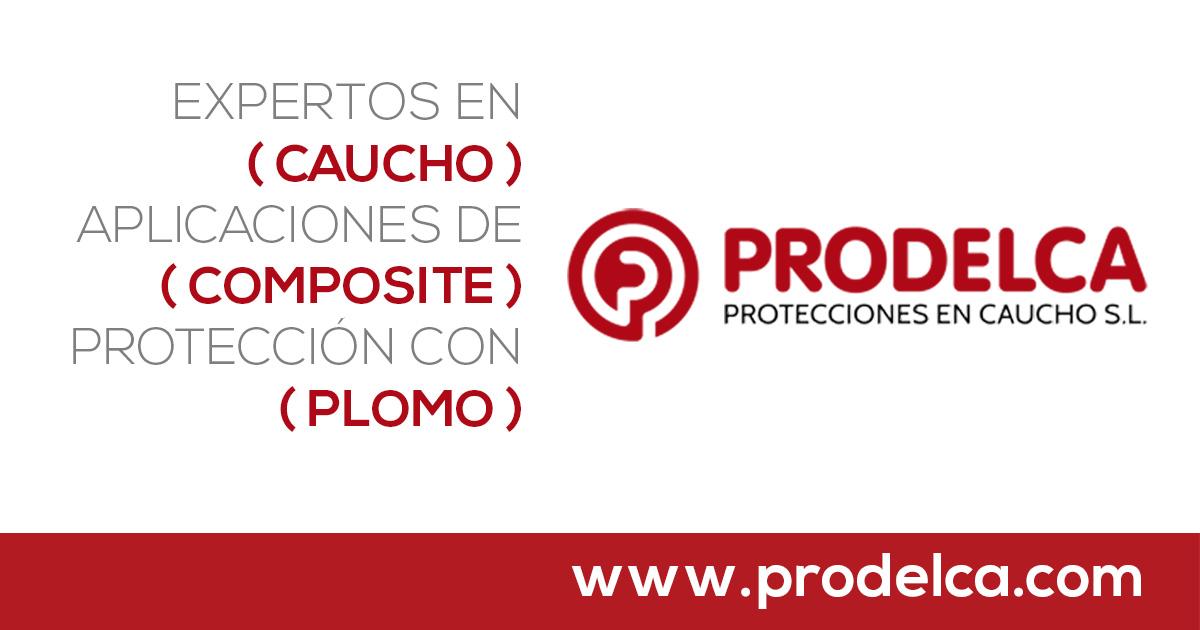 logotipo de PROTECCIONES DEL CAUCHO SL